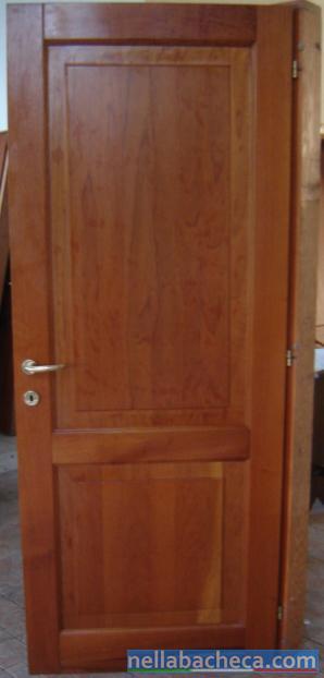 porte massello usate in legno cedro del libano ottimo