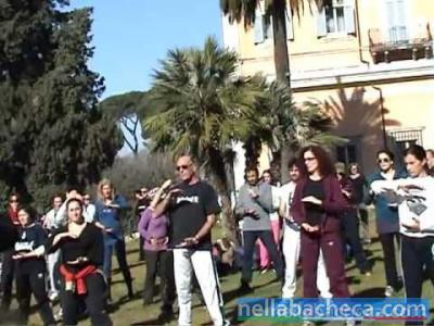 Corso di Tai Chi e Qi Gong a Roma 15 euro