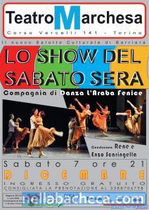 LO SHOW DEL SABATO SERA