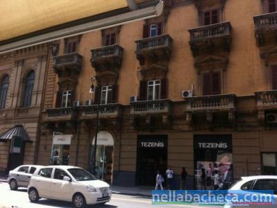 Centralissimo Via Roma pressi Teatro Biondo