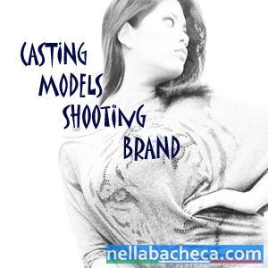 Casting Models Brand Shooting