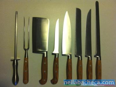 set coltelli fratelli consigli lame di scarperia