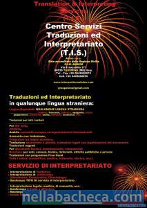 REF 01- Corsi e formazione professionale in tutte le lingue straniere