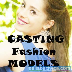 Casting Fotomodella Shooting