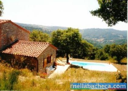 Casale a Roccalbegna ROCCALBEGNA - Grosseto - Toscana - Ref. V124