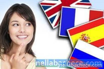 Laureata inglese francese cerca part-time