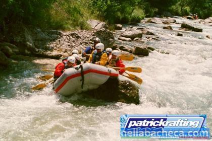 Patrick Rafting - Summer/Autumn 2014 - Italy,Japan,Nepal,Australia.