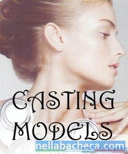 Casting Modella Pubblicità Brand