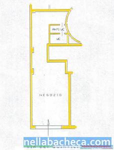 Roma Quadraro Quintili locale 50 mq con soppalco 35 mq