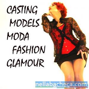 Casting Moda Modella Spot TV