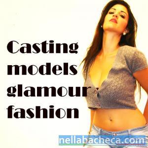 Casting Modella Foto Moda Pubblicità