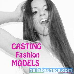 Casting Modella Spot Pubblicitari TV Sfilate