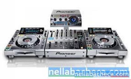Pioneer 2 X CDJ-2000 Nexus-M & DJM-900 Nexus-M Platinum Edition Sistema Limited