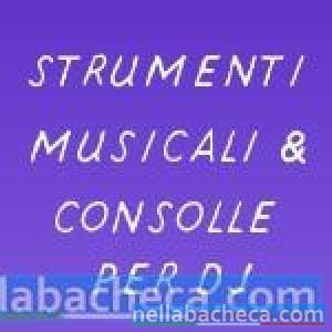 Chitarra classica spagnola ¾ Marrone