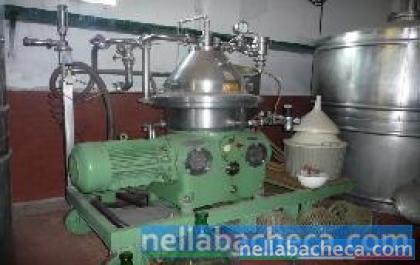 Vendesi centrifuga per filtrare i mosti