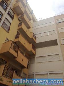 Via gustavo roccella 5 vani con terrazzo