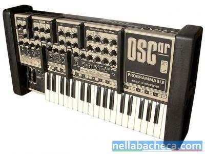 Cerco Oxford Synthesizer Oscar OSC in ordine esteticamente e funzionante. Contattatemi se in vendita