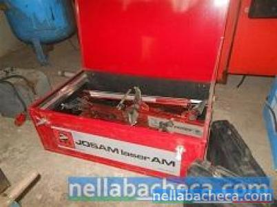 Vendesi laser Josam