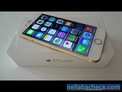 vendo iPhone 6 128gb Samsung S6 Edge