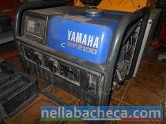 Vendesi gruppo elettrogeno Yamaha