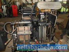Vendesi macchina da stampa Macchingraf