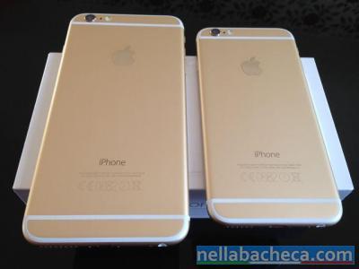 VENDITA: APPLE IPHONE 6 PLUS 16GB -GARANZIA ITALIA ...450€,SAMSUNG GALAXY S6 EDGE 32GB..390€