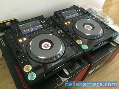 Pioneer CDJ 2000 Nexus a soli 800 euro / Pioneer DJM 2000 Nexus a soli 900 Euro