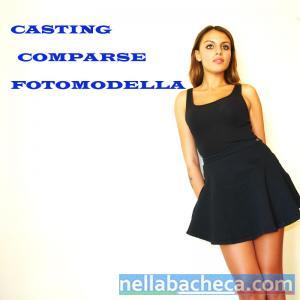 Casting TV Comparse TV Fotomodella