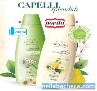 avon shampoo da 700 ml