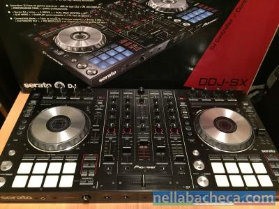 Pioneer DDJ-SX DJ Controller.... 450€/Pioneer DDJ SX2...600€