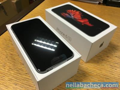 Vendita Apple iPhone 6S 64Gb Grigio,PS4 500Gb,Samsung Galaxy S6 Edge 32Gb Garanzia Italia (WhatsApp: