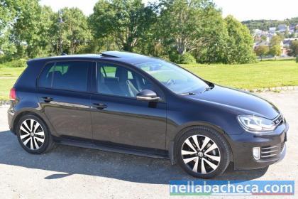 Volkswagen Golf GTD 2.0 NAVI XENON iPhone