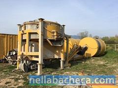 Vendesi impianto di betonaggio Sipe