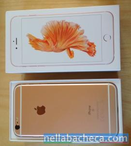 VENDITA APPLE iPhone 6S 16GB GARANZIA UFFICIALE APPLE