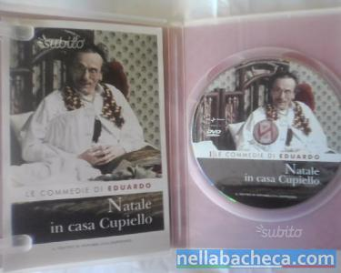 12 DVD ORIGINALI DELLA COMMEDIA DI EDUARDO