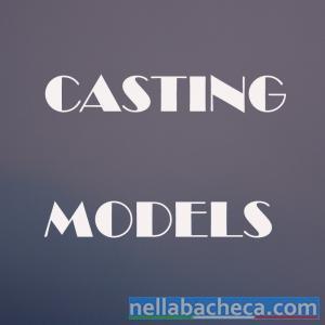 Casting Fotomodella Pubblicità Moda