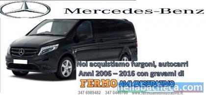 Veicoli commerciali Mercedes cerco