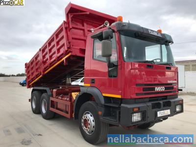 IVECO EUROTRAKKER 380E48 RIBALTABILE CON INTARDER