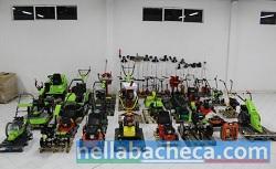 Vendesi fallimento macchine, attrezzature per agricoltura e giardinaggio