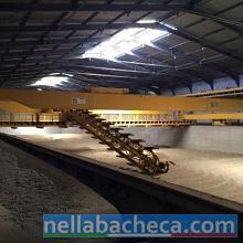 Vendesi impianto di riempimento e ripresa silos