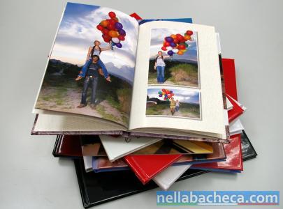 Fotolibri in diversi formati fino a 120 pagine