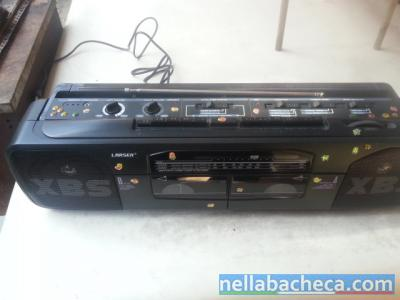 Vintage Radio stereo portatile Larsen