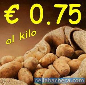 Offerta patate calabresi della Sila