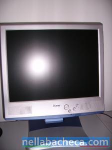 Monitor iiyama LCD a colori TfT