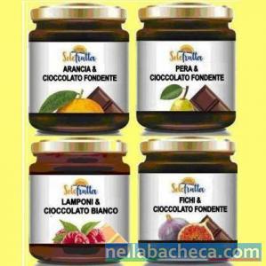 Le composte calabresi di frutta al cioccolato
