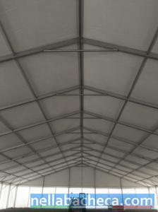 Tendostruttura come nuova 25x50m