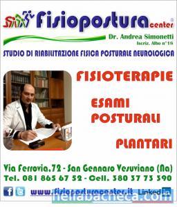 FISIOTERAPISTA - Dr. Andrea Simonetti - Iscr. Albo n°18
